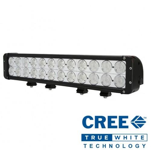 240W Dualrow LED ramp (10W CREE XM-L) -50cm