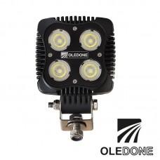 Oledone Arbetslampa 40W E-märkt ECE R112 R10
